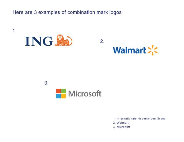 Combination Mark Logos - Branding