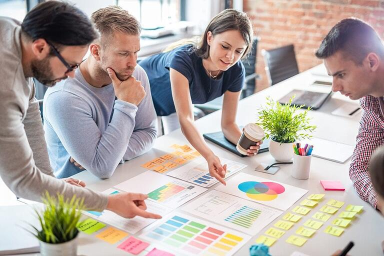 Marketing Plan with Goals & Objectives