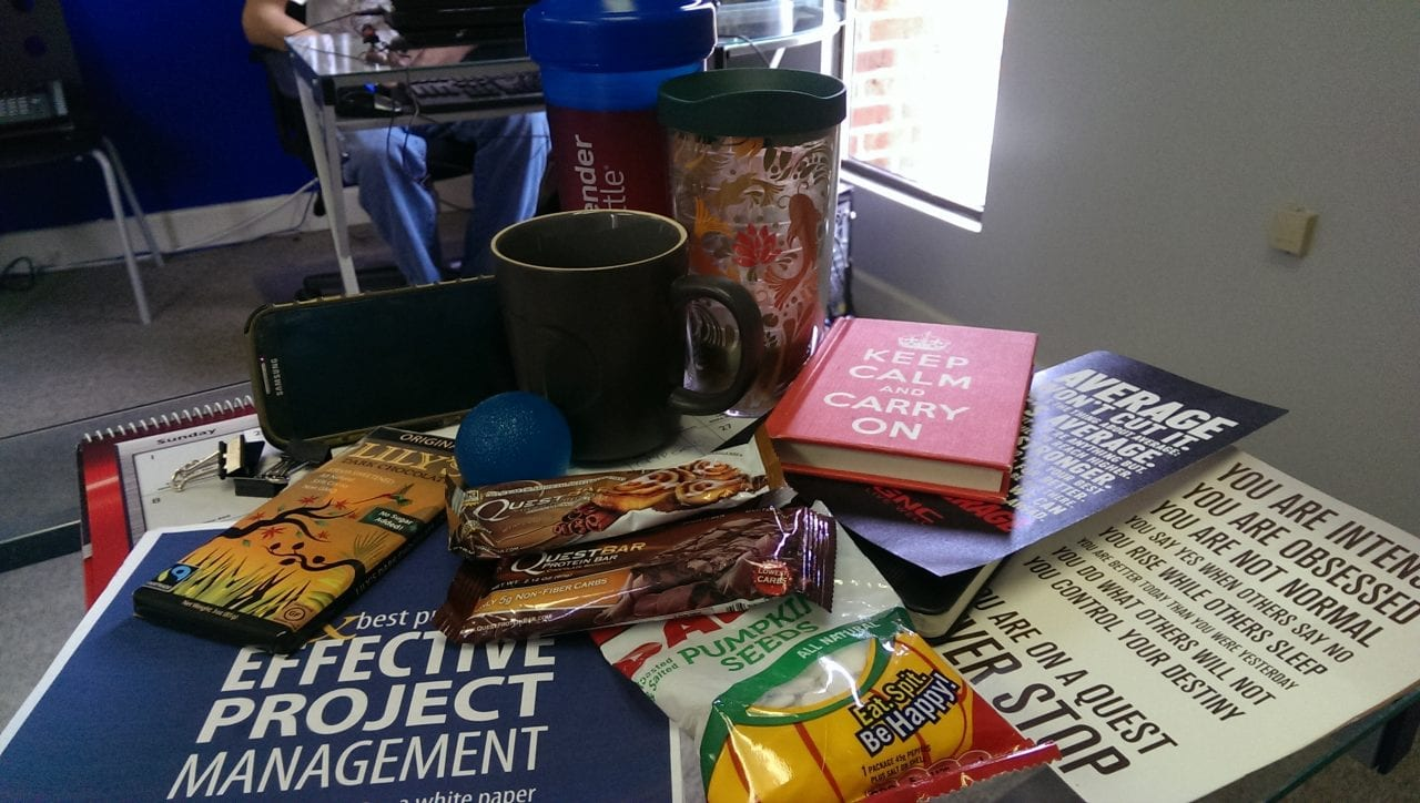 A few of my #AgencyLife favorite things