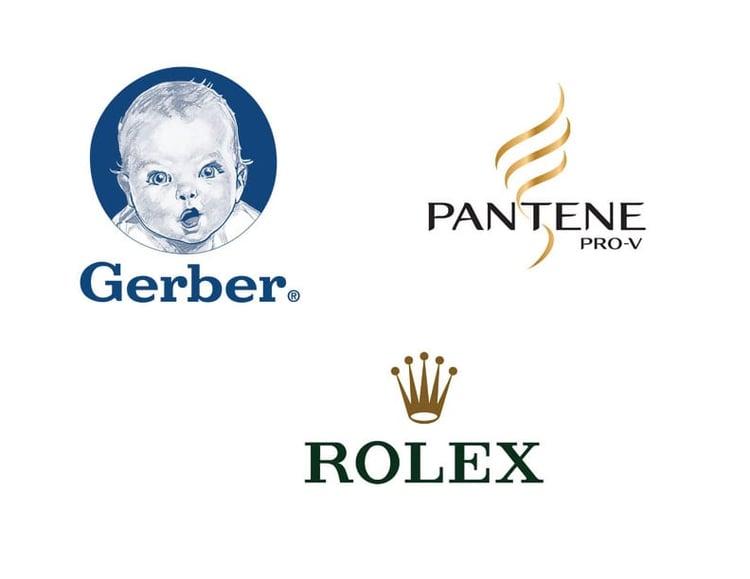 Relative logo design examples