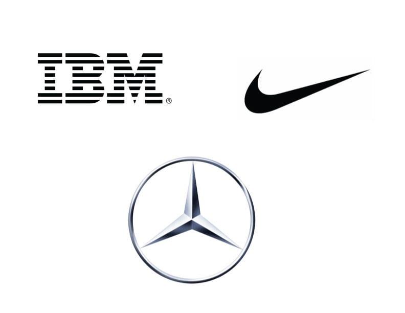 Simple logo design examples