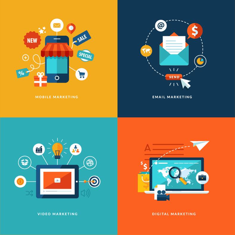 Digital marketing tips for 2015.