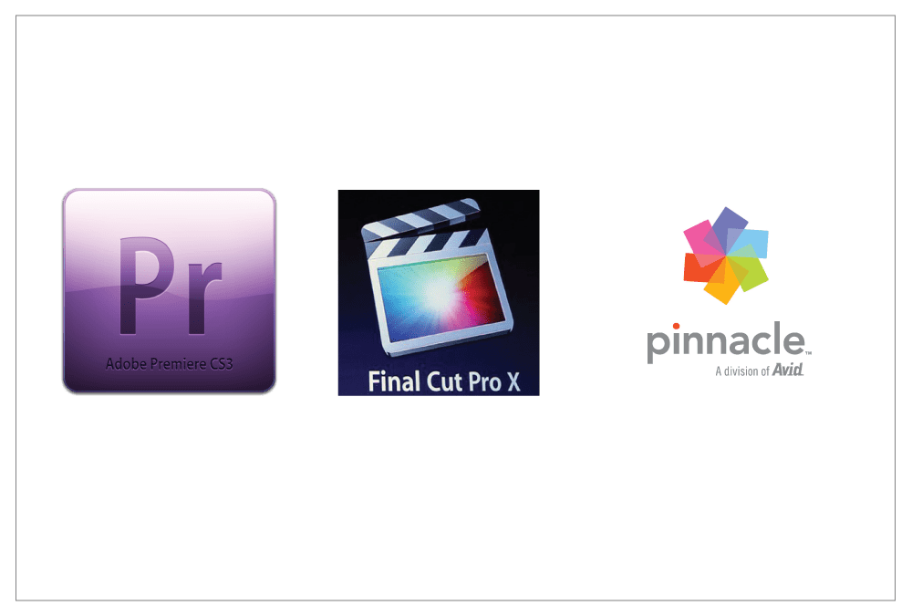 Software Editing Programs