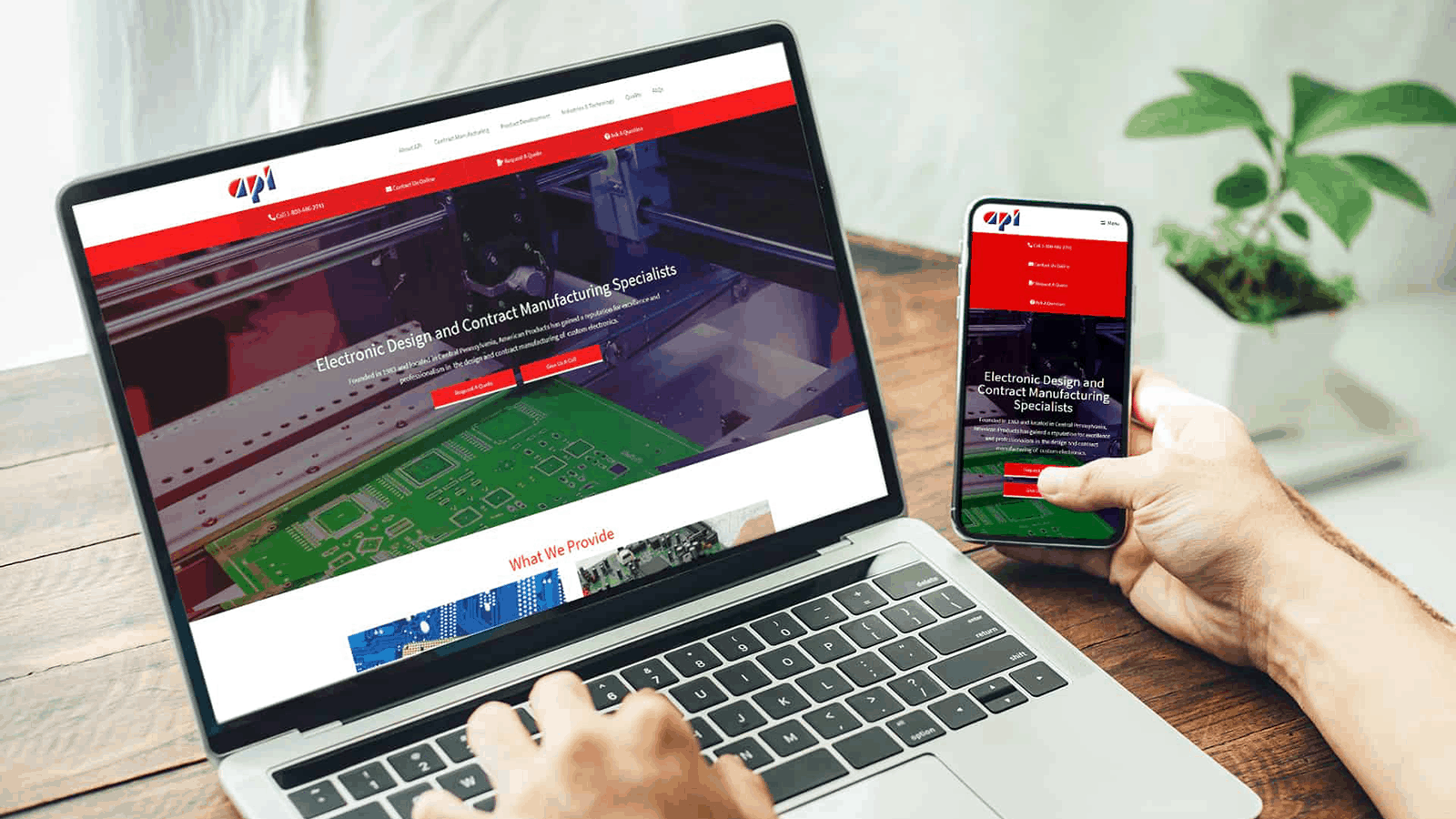 American Products Gets a New Website