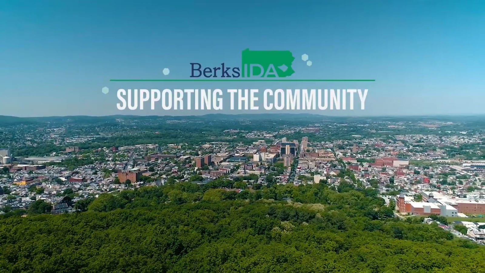 Berks County Industrial Development Authority Gets a New Website & Logo