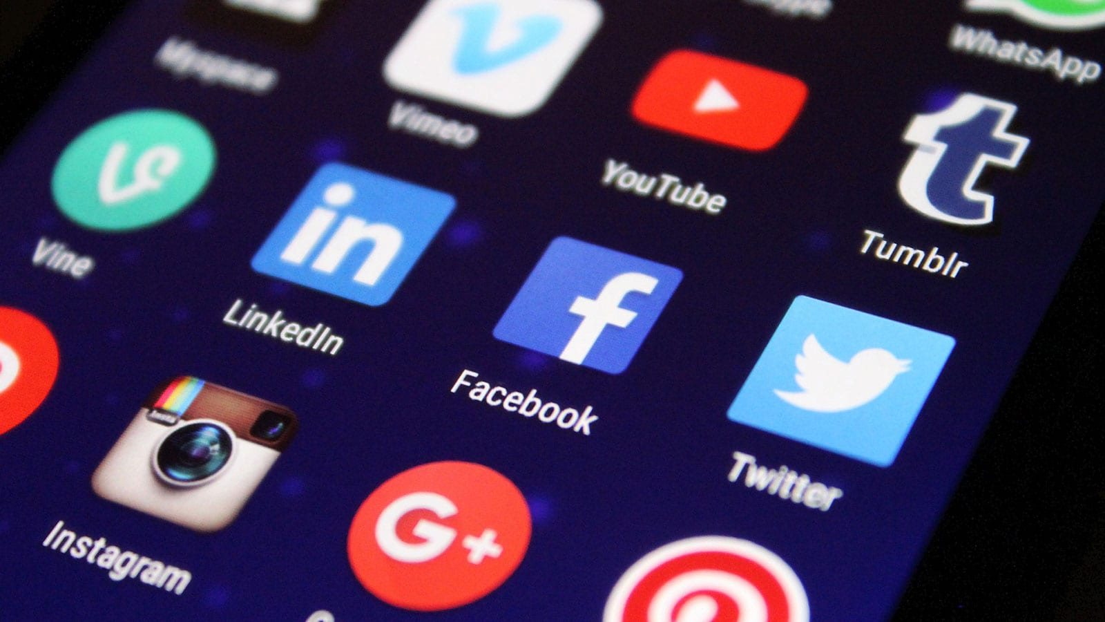 Top Trends for Social Media in 2016