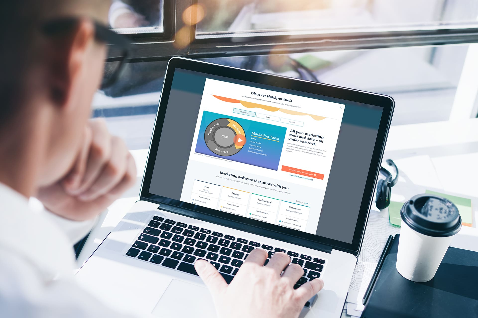 Build, Manage and Grow Your Business with HubSpot CMS - Reading PA